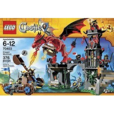 LEGO CASTLE 70403 Dragon Mountain Гора Дракона