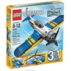 LEGO CREATOR 31011 Aviation Adventures Воздушные приключения