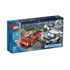 LEGO CITY 60007 High Speed Chase Полицейская погоня