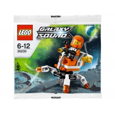 LEGO GALAXY SQUAD 30230 Mini Mech Мини-робот