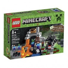 LEGO Minecraft 21113 The Cave Пещера