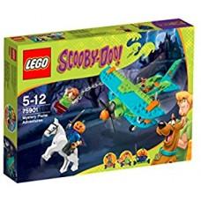 LEGO Scooby-Doo 75901 Mystery Plane Adventures Приключения на таинственном самолете