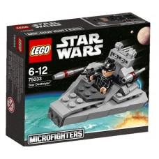 LEGO Star Wars 75033 Star Destroyer Звёздный разрушитель