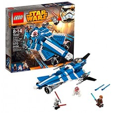 LEGO Star Wars 75087 Anakin's Custom Jedi Starfighter Джедайский истребитель Энакина