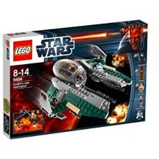 LEGO Star Wars 9494 Anakin's Jedi Interceptor Джедайский Перехватчик Энакина