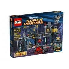 LEGO Super Heroes 6860 The Batcave Пещера Бэтмэна