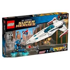 LEGO Super Heroes 76028 Darkseid Invasion Вторжение Дарксайда
