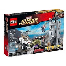 "LEGO Super Heroes 76041 The Hydra Fortress Smash Разгром крепости ""Гидры"""