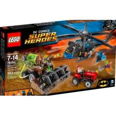 LEGO Super Heroes 76054 Batman: Scarecrow Harvest of Fear Урожай страха Пугала