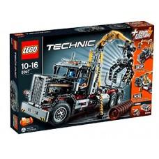LEGO TECHNIC 9397 Logging Truck Лесопогрузчик