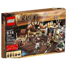 LEGO THE HOBBIT 79004 Barrel Escape Побег в бочках