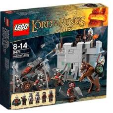 LEGO THE LORD OF THE RINGS 9471 Uruk-Hai Army Армия Урук-хай