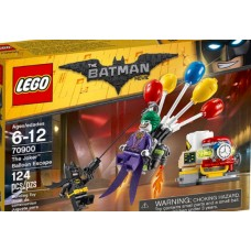 LEGO The LEGO Batman Movie 70900 The Joker Balloon Escape Побег Джокера на воздушном шаре