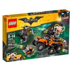 LEGO The LEGO Batman Movie 70914 Bane Toxic Truck Attack Химическая атака Бэйна