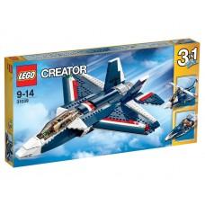 LEGO CREATOR 31039 Blue Power Jet Синий реактивный самолёт