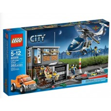 LEGO CITY 60009 Helicopter Arrest Арест на вертолете