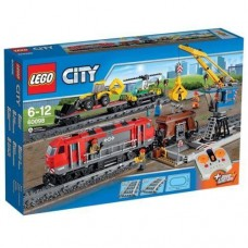 LEGO CITY 60098 Heavy-Haul Train Грузовой поезд