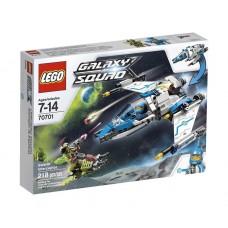 LEGO GALAXY SQUAD 70701 Swarm Interceptor Истребитель инсектоидов