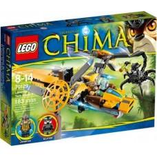 LEGO Legends of Chima 70129 Lavertus' Twin Blade Двухвинтовой вертолет Лавертуса