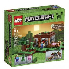 LEGO Minecraft 21115 The First Night Первая ночь