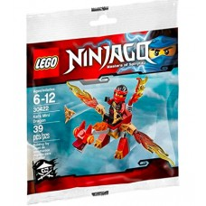 LEGO NINJAGO 30422 Kai's Mini Dragon Дракон Кая