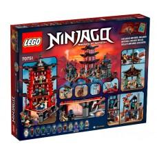LEGO NINJAGO 70751 Temple of Airjitzu Храм Эирджицу
