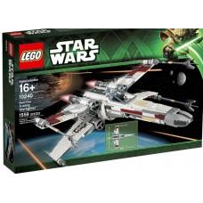 LEGO Star Wars 10240 Red Five X-wing Starfighter Красная пятерка Икс-крылый Истребитель 47533-10 tf-786649231