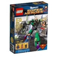 LEGO Super Heroes 6862 Superman Vs Power Armor Lex Супермен против робота Лекса