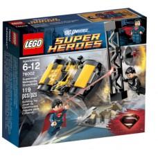 LEGO Super Heroes 76002 Superman Metropolis Showdown Решающий бой в Метрополисе