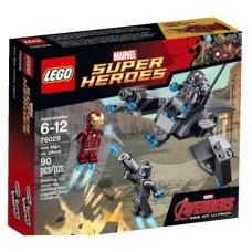 LEGO Super Heroes 76029 Iron Man vs. Ultron Железный Человек против Альтрона