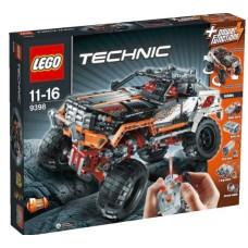 LEGO TECHNIC 9398 4x4 Crawler Краулер 4х4