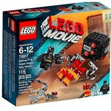 LEGO THE LEGO MOVIE 70817 Batman & Super Angry Kitty Attack Бэтмен и Супер Злая Кисонька атакуют