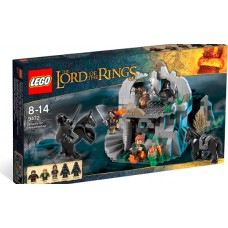 LEGO THE LORD OF THE RINGS 9472 Attack On Weathertop Нападение на Ветродуй