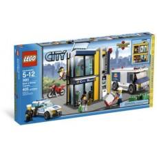 LEGO CITY 3661 Bank & Money Transfer Инкассация в банке(-)