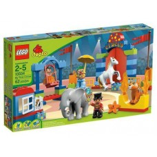 LEGO DUPLO 10504 My First Circus Большой цирк