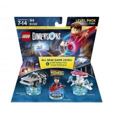 LEGO DIMENSIONS 71201 Back to the Future Level Pack Назад в Будущее Дополнительный Уровень 47424-10 tf-786649088