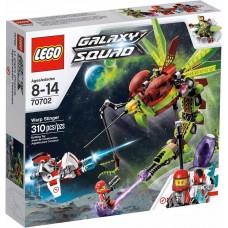 LEGO GALAXY SQUAD 70702 Warp Stinger Инсектоид - захватчик