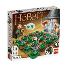 LEGO Games 3920 The Hobbit: An Unexpected Journey Настольная игра Хоббит - неожиданное путешествие 47774-10 tf-878730357