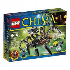 LEGO Legends of Chima 70130 Sparratus' Spider Stalker Охотник-паук Спаратуса