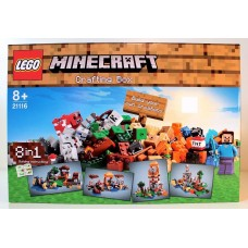 LEGO Minecraft 21116 Crafting Box Верстак