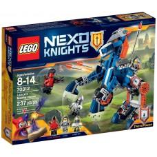 LEGO Nexo Knights 70312 Lance's Mecha Horse Ланс и его механический конь