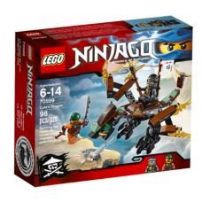 LEGO NINJAGO 70599 Cole's Dragon Дракон Коула