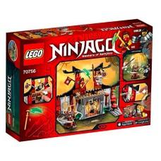 LEGO NINJAGO 70756 Dojo Showdown Столкновение на поле для Додзё