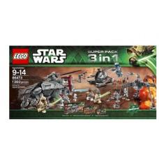 LEGO Star Wars 66473 Super Pack 75015, 75016, 75019 Суперпак 3 в 1 Звездные Войны