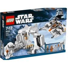 LEGO Star Wars 8089 Hoth Wampa Cave Пещера Вампы на планете Хот
