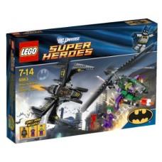LEGO Super Heroes 6863 Batwing Battle Over Gotham City Воздушная битва над Готэм-сити