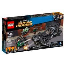 LEGO Super Heroes 76045 Kryptonite Interception Перехват криптонита