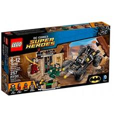LEGO Super Heroes 76056 Batman: Rescue from Ra's al Ghul Бэтмен: Спасение от Ра'с аль Гула