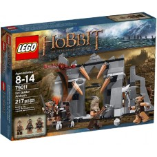 LEGO THE HOBBIT 79011 Dol Guldur Ambush Засада у Дол-Гулдора