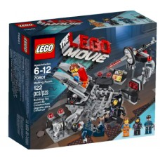 LEGO THE LEGO MOVIE 70801 Melting Room Плавильня